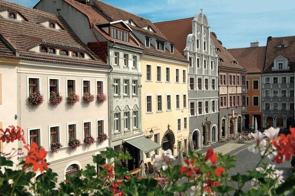 Görlitz Untermarkt © Via Sacra / Groß