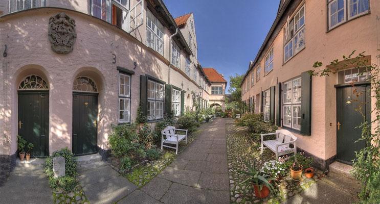 Lübeck: Füchtigshof © LTM / Uwe Freitag
