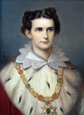 König Ludwig II. © Füssen Tourismus und Marketing / Kulturamt der Stadt Füssen