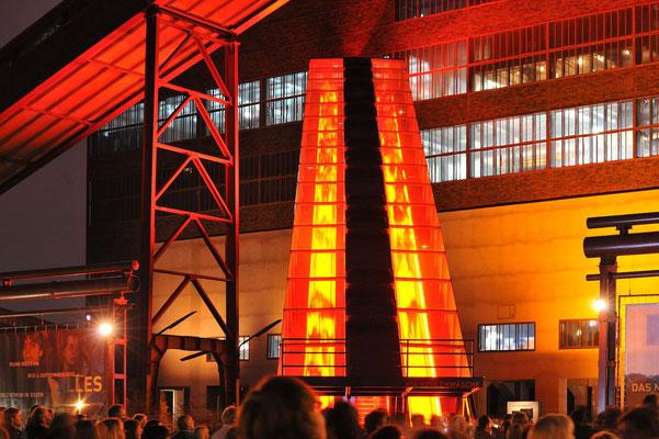 Impressionen vom UNESCO-Welterbe Zollverein © Frank Vinken