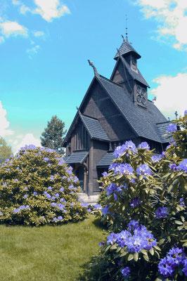 Kirche Wang © Via Sacra