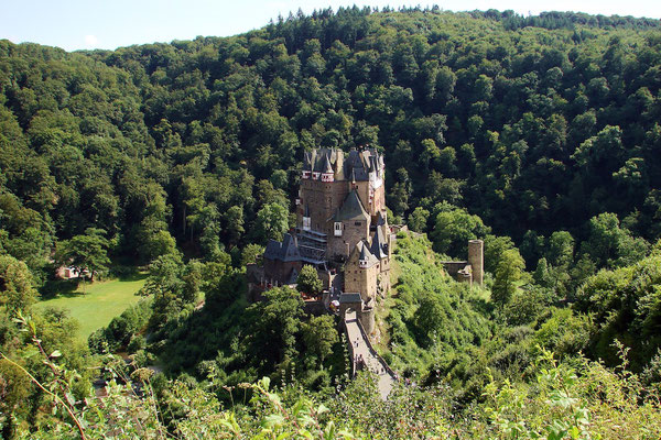 Burg Eltz © Thomas-Max-Müller.