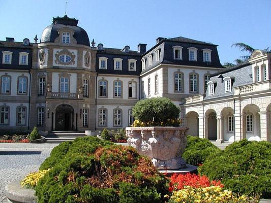 Rumpenheimer Schloss in Offenbach am Main © Stadt Offenbach