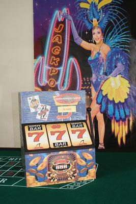 Décoration Thème Casino