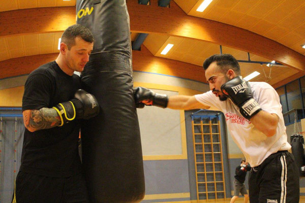 boxclub stockerau training