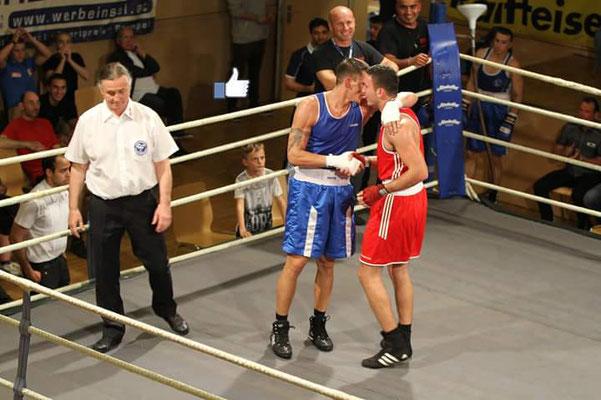 boxclub stockerau wettkampf