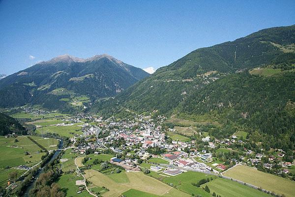 Blick auf Obervellach