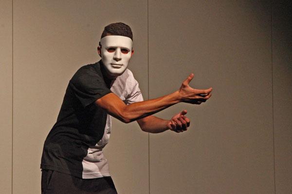 Theaterkunst in Palästina I, 40 x 60 cm, Preis: 250 Euro