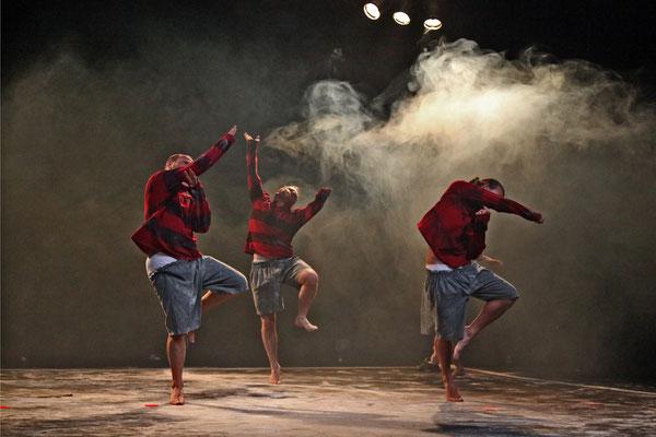 Theaterkunst in Palästina II, 40 x 60 cm, Preis: 250 Euro