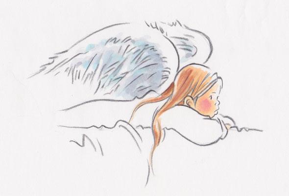 習作:angel