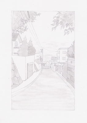 『坂の上のパン屋さん』(文研出版)