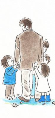 『ふたつ』中学校道徳三年(進学社)