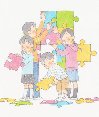 『小学校国語』パンフレット(光村図書)