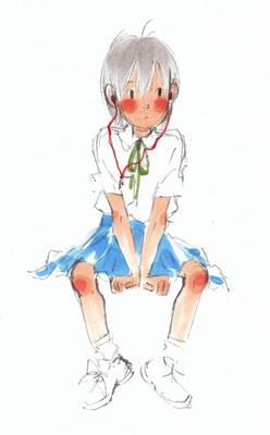 習作:夏服