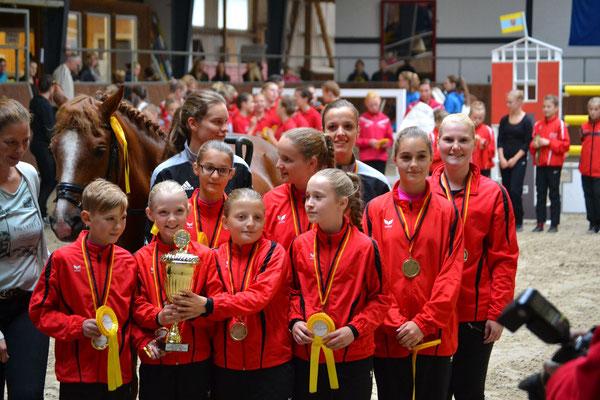 Oktober 2016 (Kreismeisterschaft Saterland)