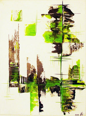 Downtownspring 40 x 30 cm