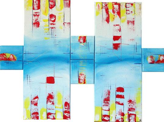 Ozeandream 6teilig 50 x 67 cm