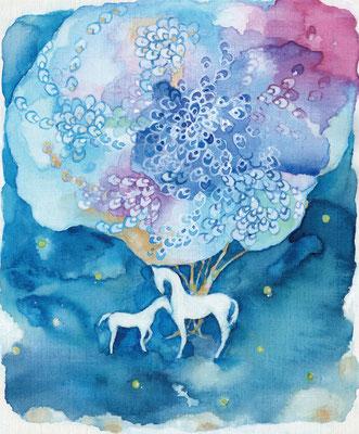 白馬の夢 (2014)