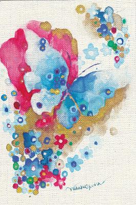 チョウチョの夢 (2011)  / 個人蔵 sold