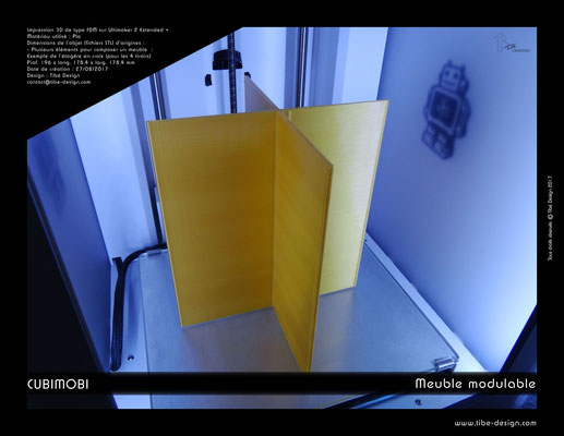 Cubimobi meuble modulable élément 13