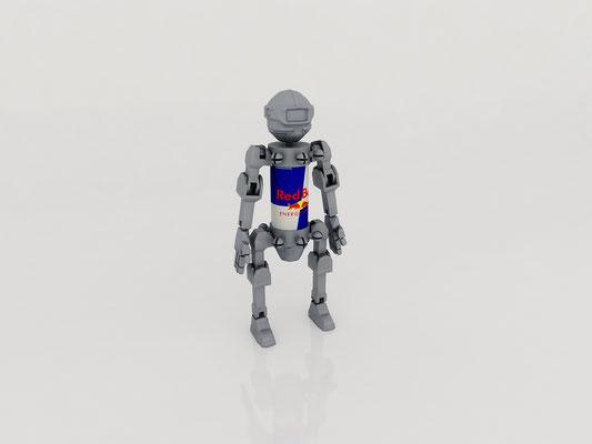 Robot articulé studio WOC 2