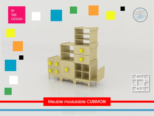 Cubimobi meuble modulable présentation 02