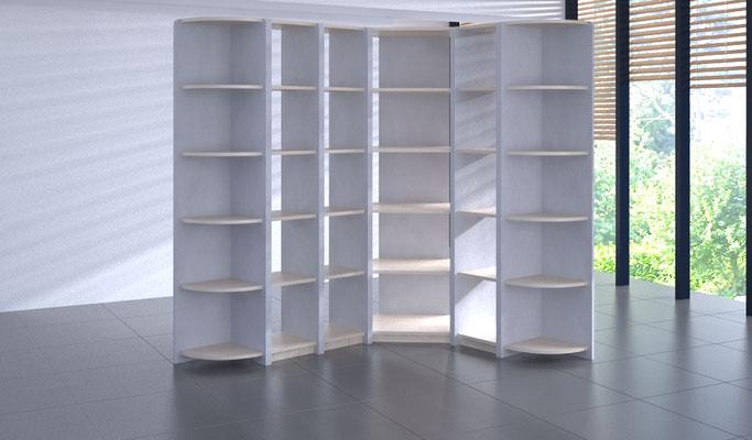 Bibliothèque Shangria01