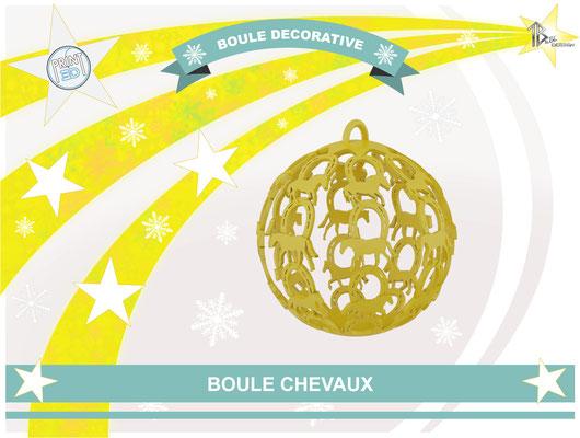 Boule Chevaux 01