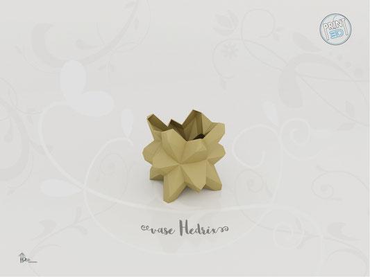 Vase Hedrix 1