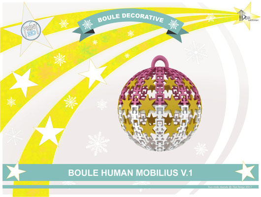 Boule décorative HM V.1 01