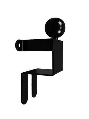 Patère ou portant design Adhésion Human Mobilius noir 2