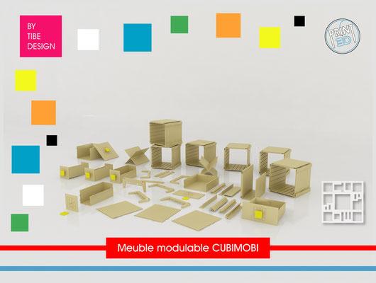 Cubimobi meuble modulable présentation 04