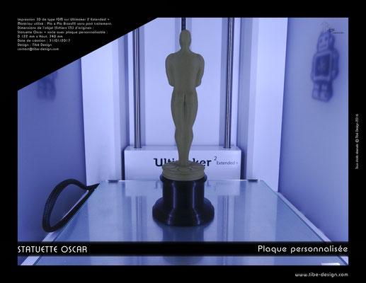 Statuette Oscar 03