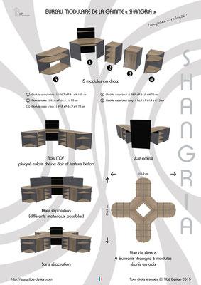 Bureau d'angle Shangria04