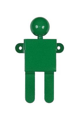 Patère ou portant design Adhésion Human Mobilius  vert 2
