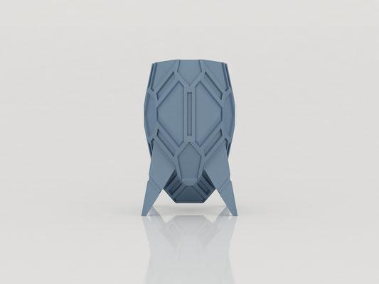 Vase Stromboïde 2
