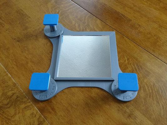 Miroir & patères Portomine print 3D 1