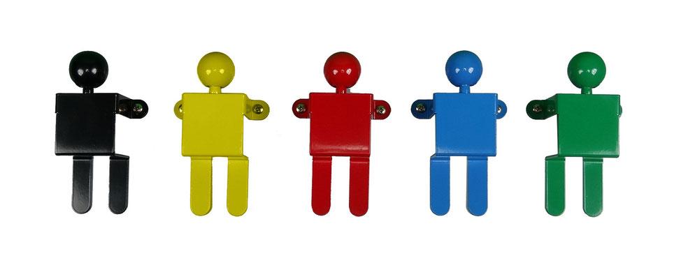 Patère ou portant design Adhésion Human Mobilius groupe