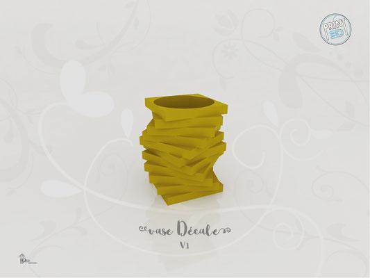 Vase Décale V.1-1