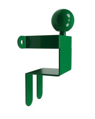 Patère ou portant design Adhésion Human Mobilius  vert 1