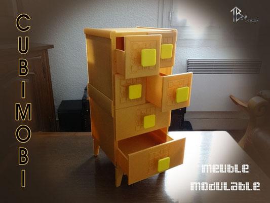 Cubimobi meuble modulable assemblé 02