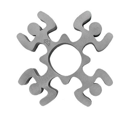 Dessous de plat Unité Human Mobilius design gris béton V4