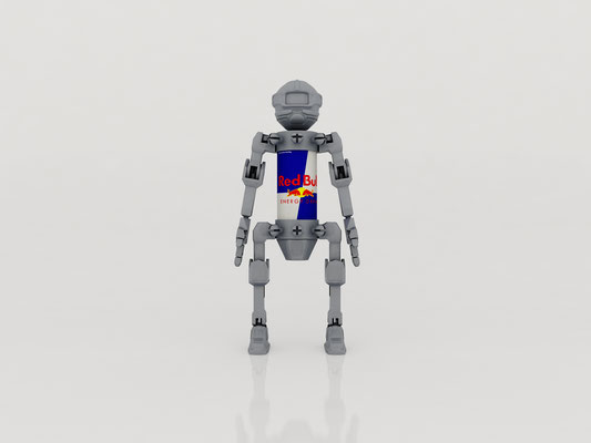 Robot articulé studio WOC 1