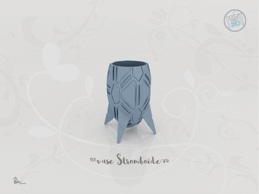 Vase Stromboïde 1