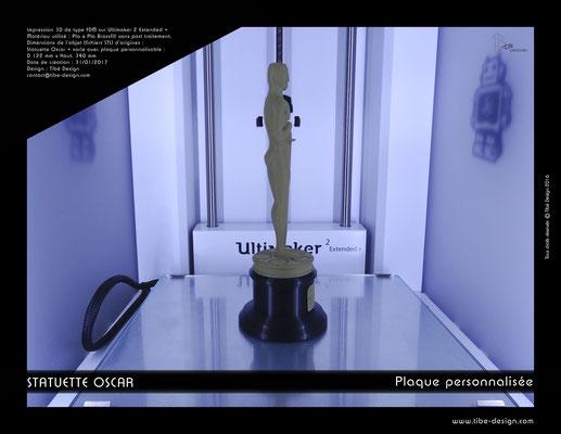 Statuette Oscar 02