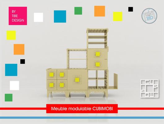 Cubimobi meuble modulable présentation 01