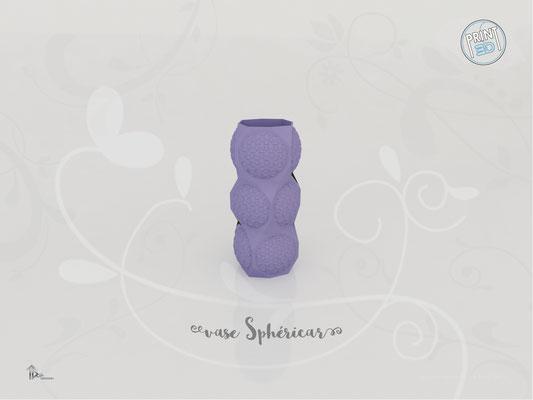 Vase Sphéricar V.1-1