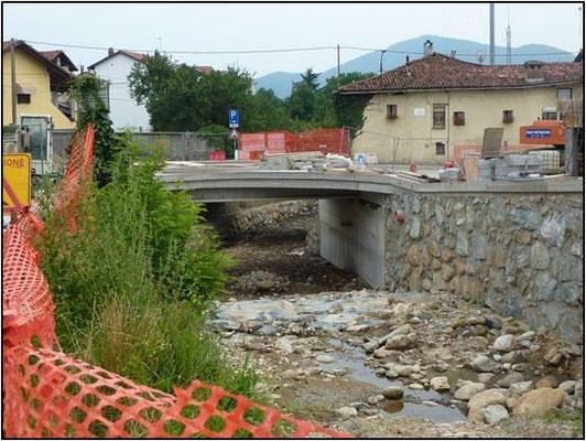 Micropali e tiranti in acciaio - Piemonte - Provincia di Cuneo