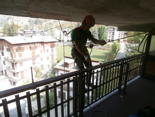 Manutenzione condomini e lavori in fune - Piemonte - Provincia di Cuneo