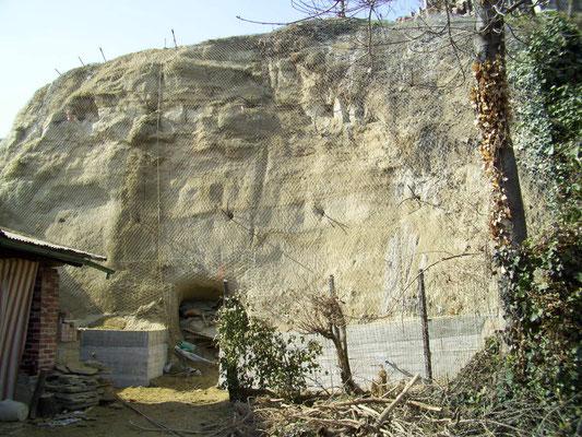 Consolidamento pareti - Piemonte - Provincia di Cuneo